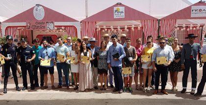 160827 Premios Caballos Foto de Familia