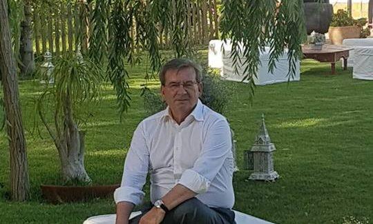 El exalcalde Fernando Martínez será el orador de 'Los Coloraos'