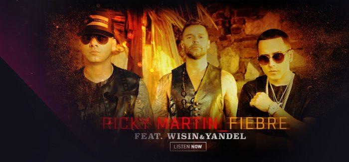 Ricky Martin, estrella entre las estrellas de los conciertos de Feria